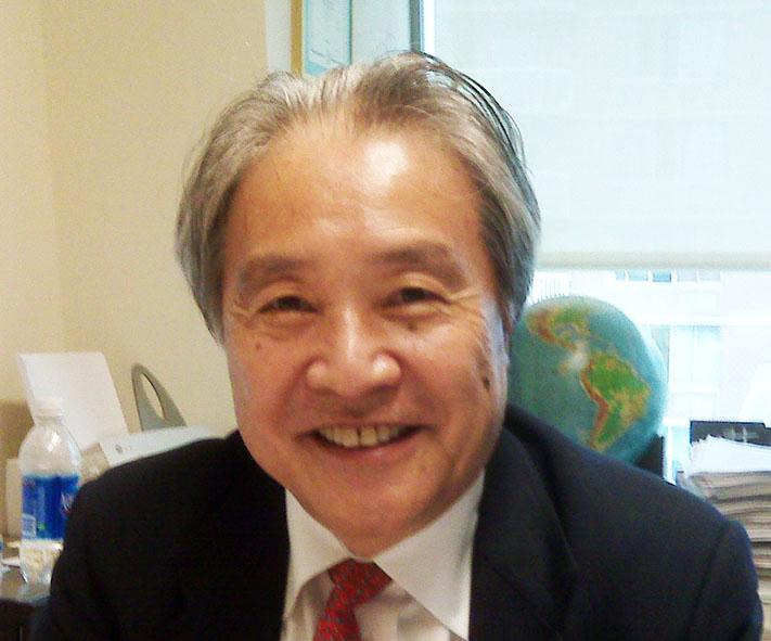 Prof.Tsurumi's photo-2