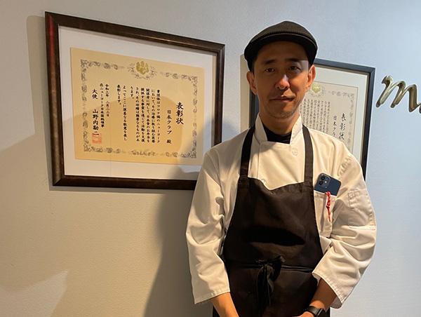 Chef.Yasuoka