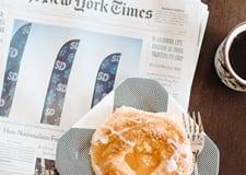 【オンライン】英会話レッスン〜 I ♡ The New York Times 〈土曜クラス〉