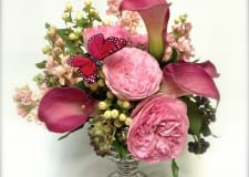 NY Style Flower Arrangement  8 Lessons