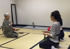 Tea Ceremony-Urasenke Tuesday Night class